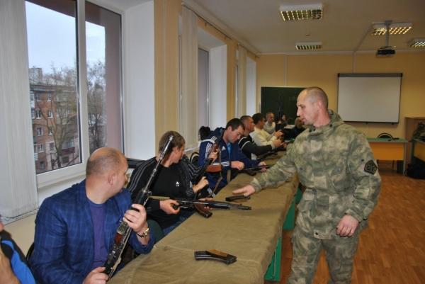 Проведено інструктивно-методичне заняття «Прикладна фізична та тактична підготовка на уроках «Захист Вітчизни»